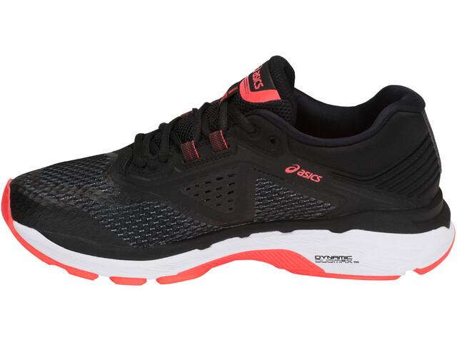 reputable site 7a5b4 4f4ad asics GT-2000 6 - Chaussures running Femme - rose noir